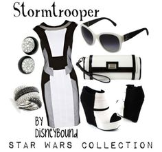 Only on the Disney page because of Star Tours... but I love the outfit!!!