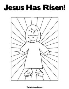 Easter coloring pages... can change font, even make traceable words. other holidays and themes there, too. www.TwistyNoodle.com