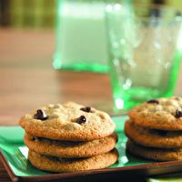 Choco-Chip Cookies with SPLEND.  I've made these and there so good - totally amazing!