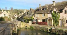 castle combe Stuart Pinfold 10 villages de contes de fées en Europe que vous ne connaissez pas