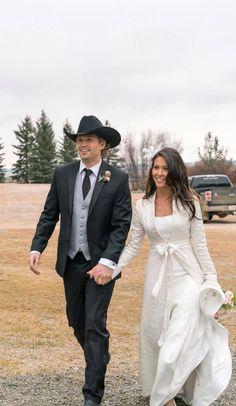 heartland caleb and cassandra wedding