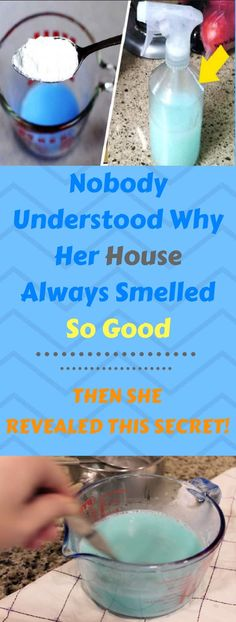 Nobody Understood Why Her House Always Smelled So Good. Then She Revealed This Secret