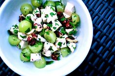Paleo Sonoma Chicken Salad | Fed and Fit