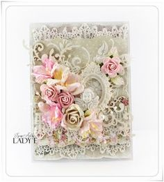 Hi :) Another shabby chic card from me :) I just love soft light colors! In Wild Orchid Crafts store you will find lots of lovely th...