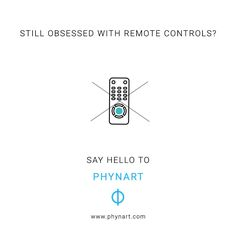 Still obsessed with remote controls at home?Make life easy for yourself and those around you by getting rid of all the remotes and organizing yourself on one app with home automation devices by Phynart-Your smart way of living. #HomeAutomation #AI #IoT