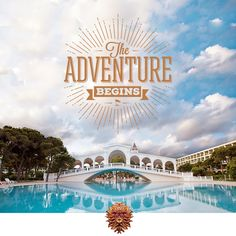 Are you ready for living your most beautiful adventure? Don't be late, reserve your place in this entertainment...  ‪#‎veneziapalace‬ ‪#‎antalya‬