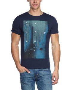JACK & JONES PREMIUM Herren T-Shirt Slim Fit 12068982 ARCHIE TEE, Gr. 54 (XL), Blau (Navy Blazer) - [ #Germany #Deutschland ] #Bekleidung [ more details at ... http://deutschdesign.apparelique.com/jack-jones-premium-herren-t-shirt-slim-fit-12068982-archie-tee-gr-54-xl-blau-navy-blazer/ ]