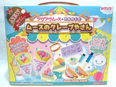 Kutsuwa Fuwa Fuwa Mousse Paper Clay Crepe Confectionary Japanese Kawaii DIY Deco #Kutsuwa