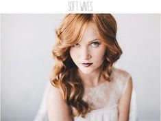 soft waves bridal hairstyle / photography: http://ciara-richardson.com/ hair & makeup: http://hairandmakeupbysteph.com/