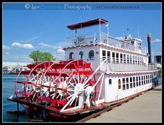 Victorian Princess Cruise Ship ( Erie, Pennsylvania ) by :: Igor Borisenko Photography ::, via Flickr