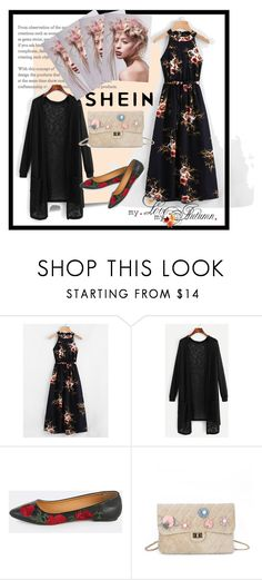 """""""shein 4"""" by aida-1999 ❤ liked on Polyvore featuring Post-It"""