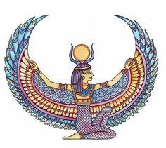 1000+ ideas about Isis Tattoo on Pinterest | Egyptian Tattoo ...