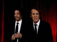 Ylvis- those faces!