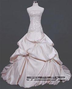 Jocelynn inexpensive wedding dress