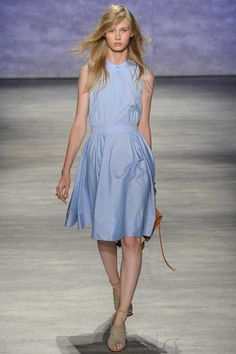 Rebecca Minkoff Spring 2015 Ready-to-Wear - Collection - Gallery - Look 15 - Style.com #nyfw