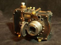 """Steampunk cameras to add """"S""""punk in your photography"""