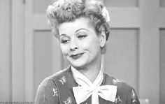 i love lucy Classic Movie Stars, Classic Tv, I Love Lucy Show, My Love, Classic Hollywood, Old Hollywood, Viejo Hollywood, Lucy And Ricky, Gifs