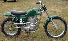 rickman metisse motorcycles - Google Search