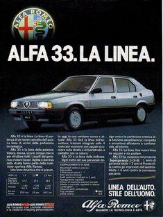 Alfa Alfa, Alfa Romeo Cars, Car Magazine, Car Advertising, Commercial Vehicle, Automotive Industry, Vintage Ads, Art Cars, Antique Cars