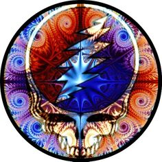 Stealiesbystella Grateful Dead Skull, Grateful Dead Image, Missing Man Formation, Phil Lesh And Friends, Jerry Garcia Band, Mickey Hart, Dead And Company, Billy The Kids, Forever Grateful