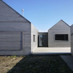 Borreraig House on a Scottish island by Dualchas Architects. Image via Dezeen.