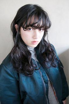 就活生だっておしゃれしたい!黒髪のかわいいヘアスタイルスナップ特集♡ - Yahoo! BEAUTY