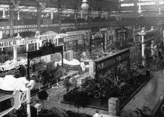 1910 Olympia Motorcycle Show Classic Motorcycle Pictures