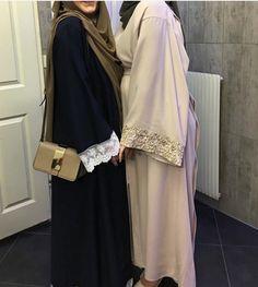 modest, hijab, and abaya image