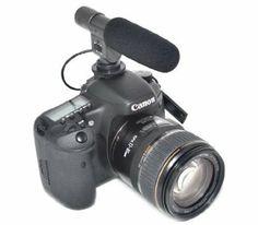 Amazon.com: EzFoto Professional DV Stereo Microphone: Camera & Photo