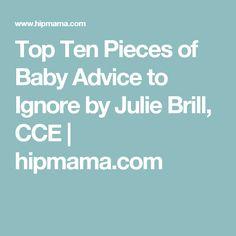 Top Ten Pieces of Ba