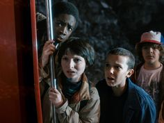 The Stranger Things Kids Had The Cutest Reaction To Their Golden Globes Nomination