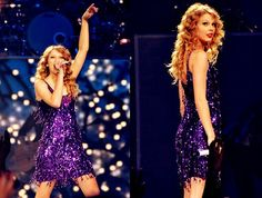 taylor swift purple sequin minidress   purple sparkly dress :)   Taylor Swift   Pinterest