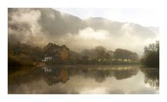 Autumn on Derwent Water - The Lake District