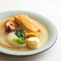 酒粕入り白味噌雑煮1(トップ)