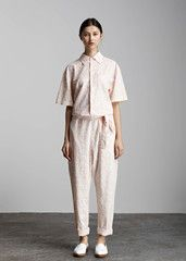 kowtow - 100% certified fair trade organic cotton clothing - LCD Jumpsuit