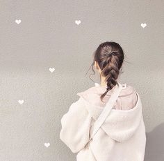Aesthetic Couple, Aesthetic Korea, Aesthetic Hair, Aesthetic Images, A Love So Beautiful, Beautiful Outfits, Cute Outfits, Ulzzang Korean Girl, Cute Korean Girl