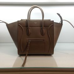 95eace5807 Celine Luggage Tote Bags for Spring 2014 and Price Increases. Rebecca ·  Handbags
