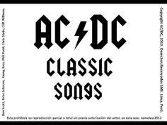 ▶ ACϟDC - Classic Songs (Best Of The Best) [Full Album] HQ - YouTube