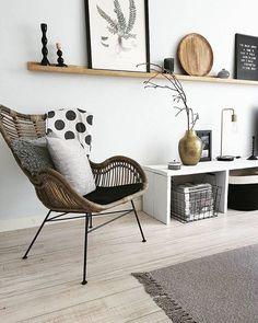 Rotan meubels alleen geschikt voor buiten? Dacht het niet! Maak een statement en voorzie jouw interieur van een rotan fauteuil ❤️ Of je nu…