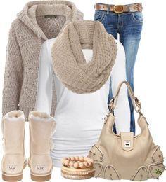 15 Casual Winter Fashion Trends & Looks 2013 For Girls & Women | Girlshue