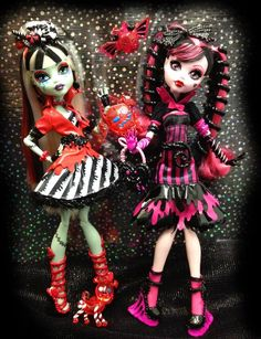 My toys,loves and fashions: Monster High - Imagem completa das bonecas!!!