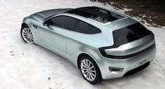 Bertone Revisits Aston Martin Vanquish Jet 2 for the Geneva Moto Show - Carscoops