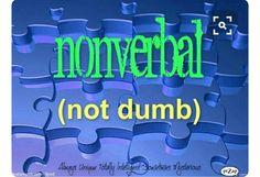 #nonverbal #autism #autismquotes
