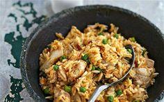 #StirFryRecipe Chinese Chicken Fried Rice