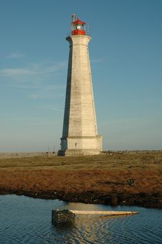 Cape Sable Light - the tallest lighthouse in Nova Scotia! Cape Sable Island, Nova Scotia