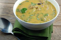 Cheerful, Easy Coconut Curry.