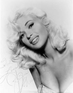 Jayne Mansfield (Apr. 19, 1933- Jun. 29, 1967) was an American actress in film, theatre, and television, a nightclub entertainer, a singer, and one of the early Playboy Playmates. She was a major Hollywood sex symbol of the 1950s and early 1960s.