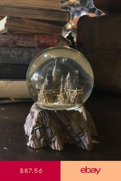 Harry Potter Collectibles Ebay Snow Globes Harry Potter Snow Globe Harry Potter Hogwarts Castle