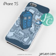 doctor who alice Phone case for iPhone 4/4s/5/5c/5s/6/6 plus