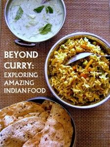 Indian food: beyond curry! (scheduled via http://www.tailwindapp.com?utm_source=pinterest&utm_medium=twpin&utm_content=post91673817&utm_campaign=scheduler_attribution)